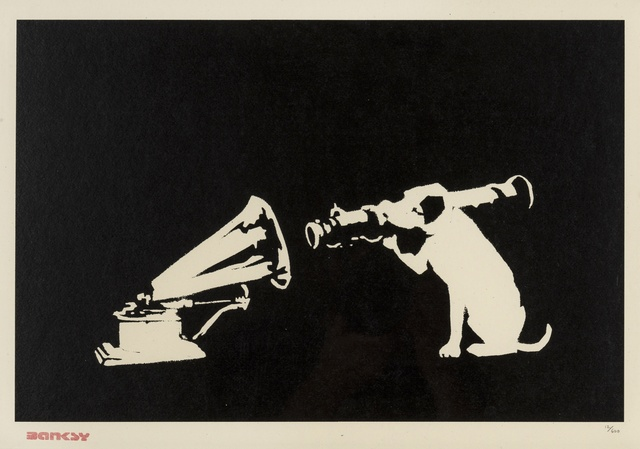 Banksy, 'HMV', 2004, Forum Auctions