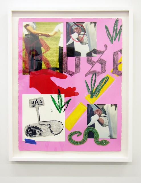 , 'Visual Language,' 2018, Keijsers Koning