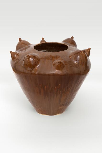 , 'Untitled (Vase),' 2015, Kasia Michalski Gallery