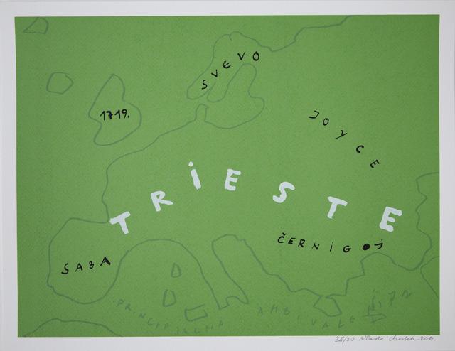 , 'Europa-Trieste (Europe - Trieste),' 2011, Aanant & Zoo