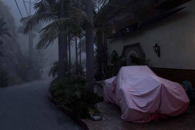 , 'Sleeping Car, Sunset Plaza Drive #5,' 2012, Fahey/Klein Gallery