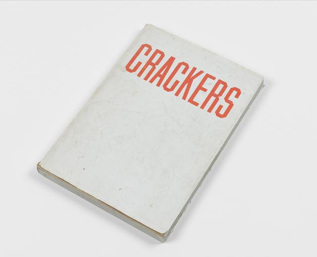 Ed Ruscha, 'Crackers', 1969, Graphicstudio USF