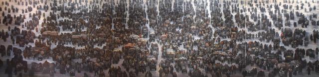 , 'Migration,' 2014, ARTSPACE 8
