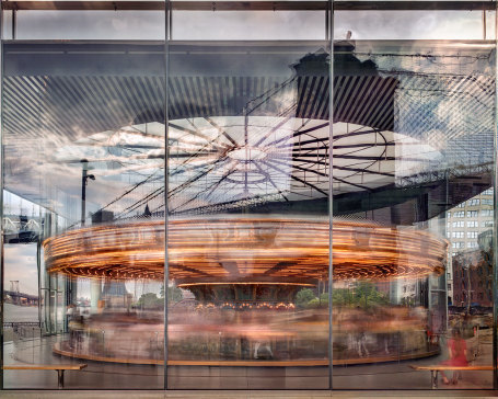 , 'Jane's Carousel, Brooklyn, NY,' 2016, Duran Mashaal