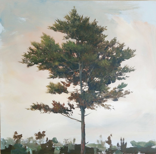 , 'Pine, 3,' 2018, Chase Young Gallery