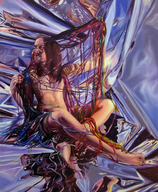 , 'Inner Strife,' 2016, BoxHeart