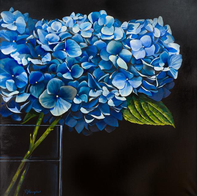 , 'Cerulean Study,' , Merritt Gallery