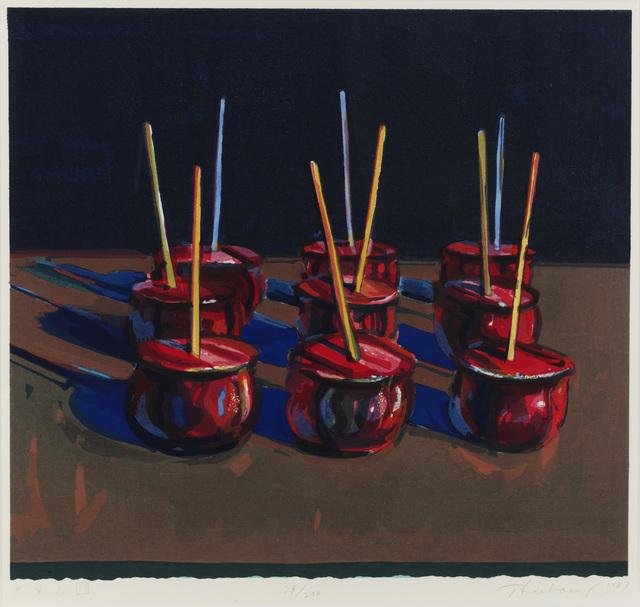 , 'Candy Apples,' 1987, Galerie Maximillian