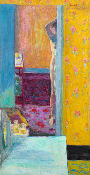 Pierre Bonnard, 'Nude in an Interior', 1935, Legion of Honor