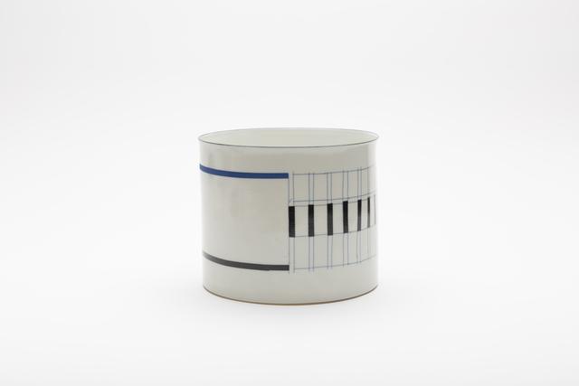 ", 'Cylinder No. 4a ""Kyoto"",' 2017, Gallery LVS"