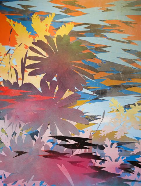 , 'Sunset Bloom 2 (Los Angeles River),' 2017, LAUNCH LA