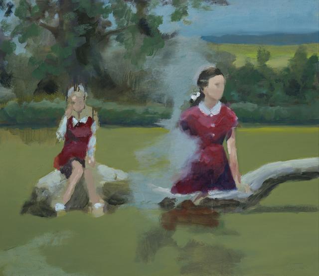 , 'Sisters,' , Castlegate House Gallery