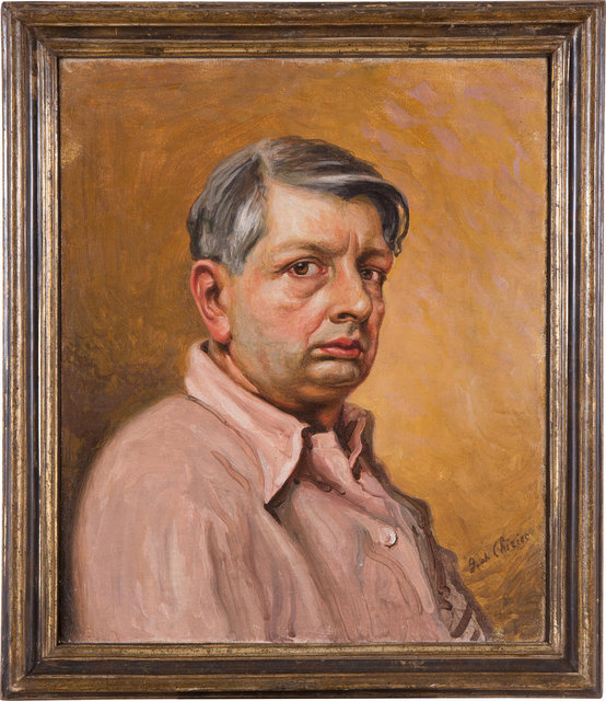 , 'Self portrait,' 1934, Galerie Knoell, Basel