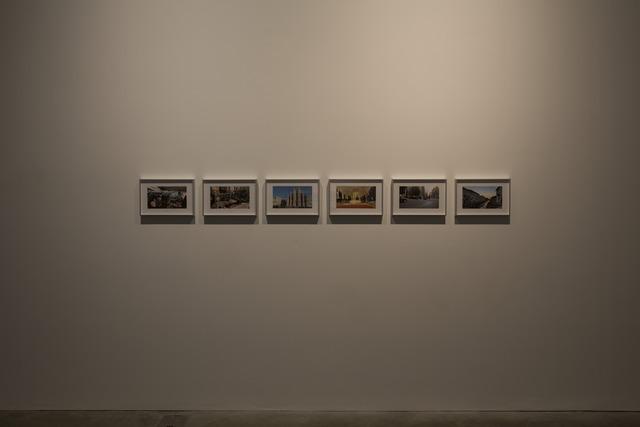 , 'Time As Activity (Milano),' 2014, Lia Rumma