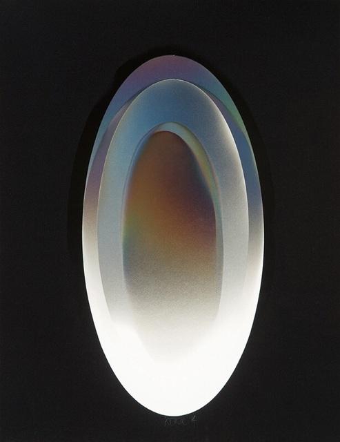 Larry Bell, 'Sin título (Vapor Drawing)', 1984, Museo de Arte Contemporáneo de Buenos Aires