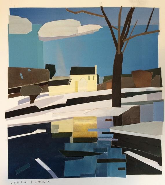 , 'Snow Melt,' ca. 2018, Copley Society of Art