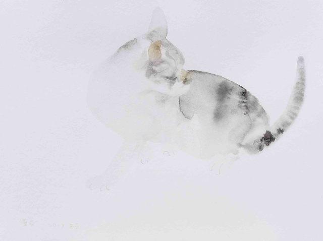 , 'Cat 2,' 2018, Tang Contemporary Art