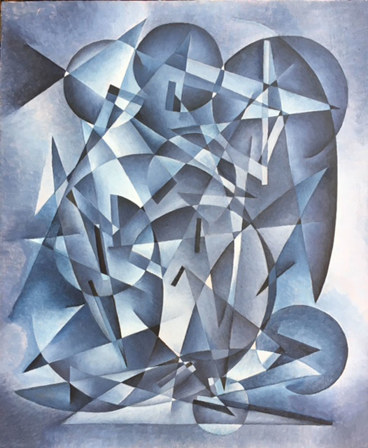 , 'Light in the Machine II,' 2017, Wally Workman Gallery