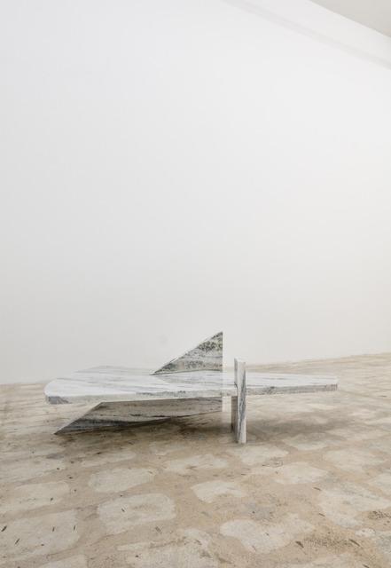 , 'Orissa White,' 2018, Tile Blush