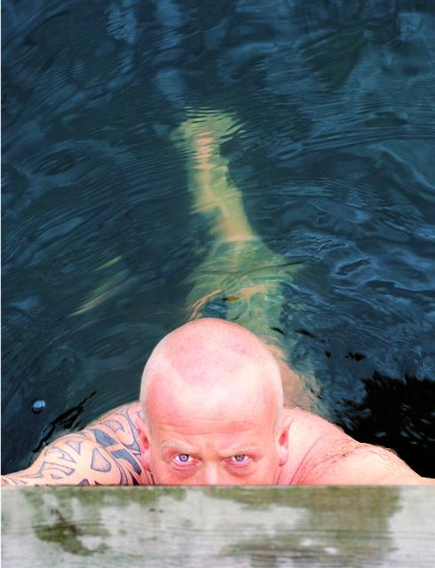 , 'Halvard en el agua,' 2005, Galería Oliva Arauna