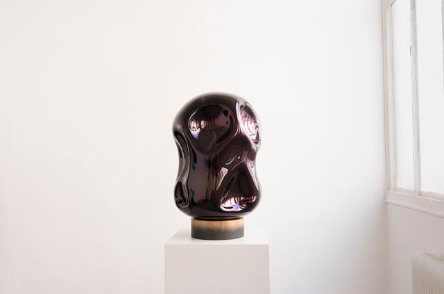 , 'Solid Liquid (Purple),' 2017, SETAREH GALLERY