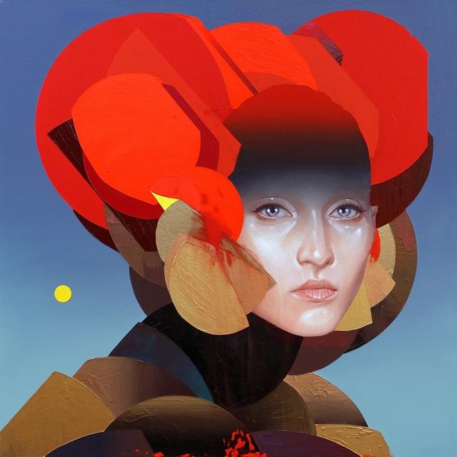 Erik Jones, 'Queen', 2018, Hashimoto Contemporary