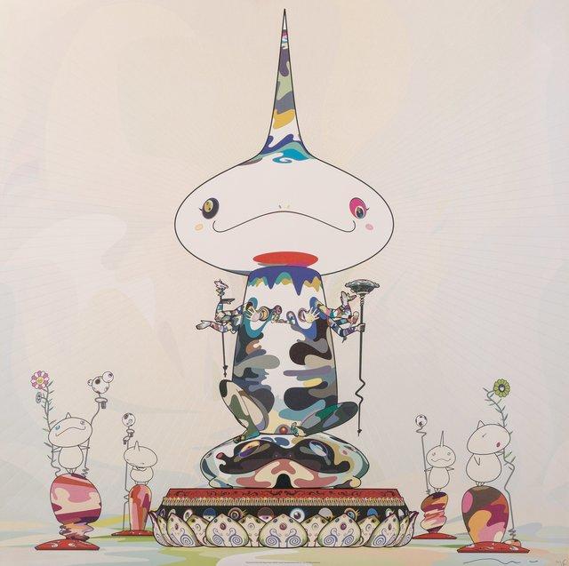 Takashi Murakami, 'Reversed Double Helix Mega Power', 2005, Heritage Auctions