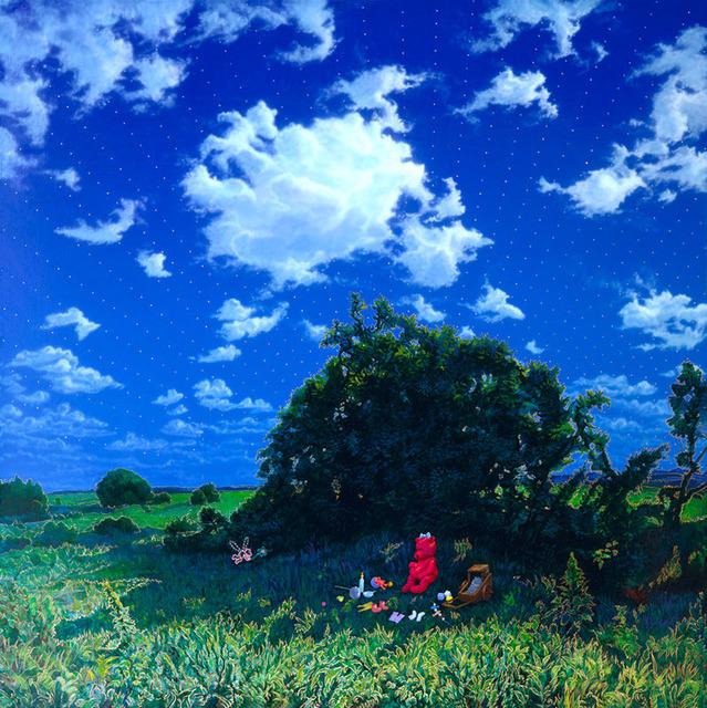 , 'Awaiting,' 2016, RuArts Gallery