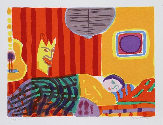 John Grillo, 'Duerme', 1980, Heritage Auctions