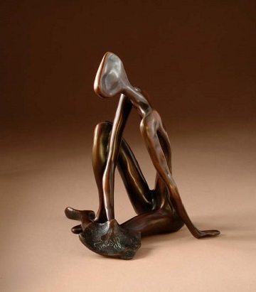 , 'Reader III,' , CODA Gallery