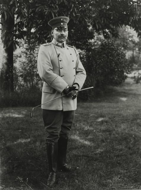, 'Colonel, c. 1916,' , Galerie Julian Sander