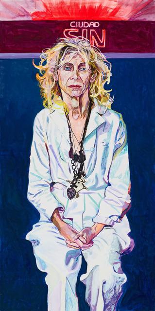 , 'Cuidad Sin,' 2016, Wally Workman Gallery