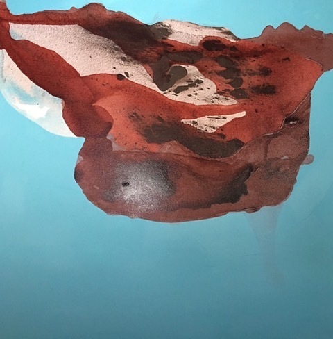 Conchita Carambano, 'Aqua's Love I', Wentworth Galleries