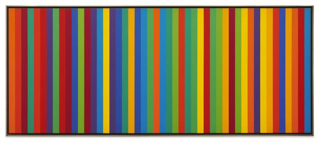 Karl Benjamin, '#10, 1970', 1970, Painting, Oil on canvas, Brian Gross Fine Art