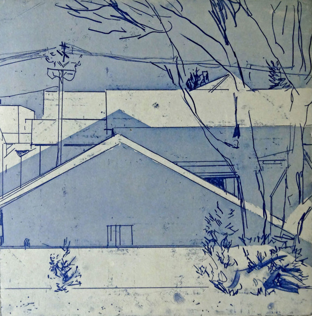 Helen Cantrell, 'Metro-North Blue Day', 2013, The White Gallery