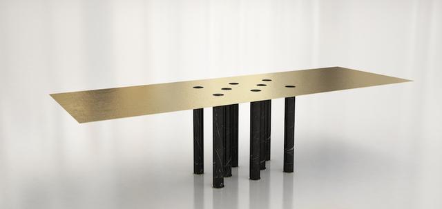 , 'Sticks table,' 2016, Nilufar Gallery