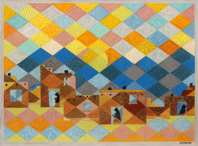 , 'Untitled Adobes,' 1939, Addison Rowe Gallery