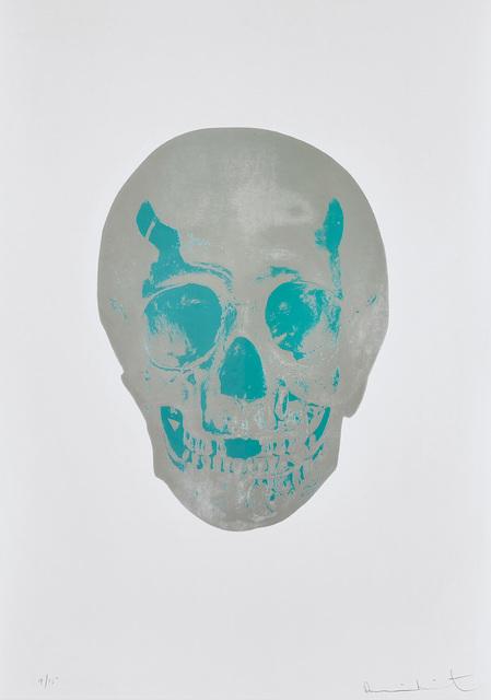 Damien Hirst, 'The Dead (Silver Gloss/Topaz Skull)', 2009, Phillips