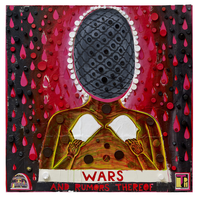 , 'Wars and Rumors Thereof,' 2016, James Cohan