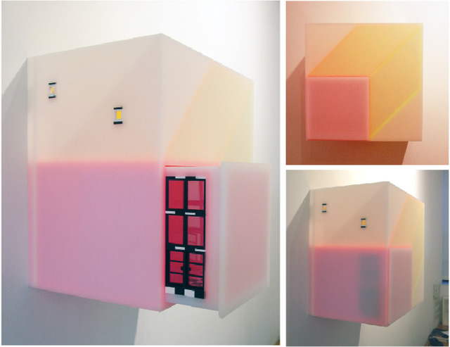 , 'Mounted House Drawer,' 2009, Hanmi Gallery