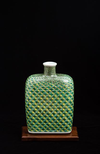 """, 'Woven """"Bourbon"""" Bottle,' 2010-2018, Studio 21 Fine Art"""