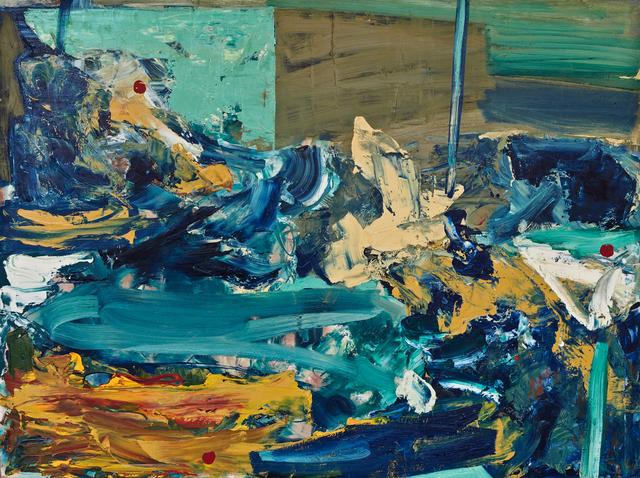 , 'Peripheric Landscape,' 2015, Zorzini Gallery