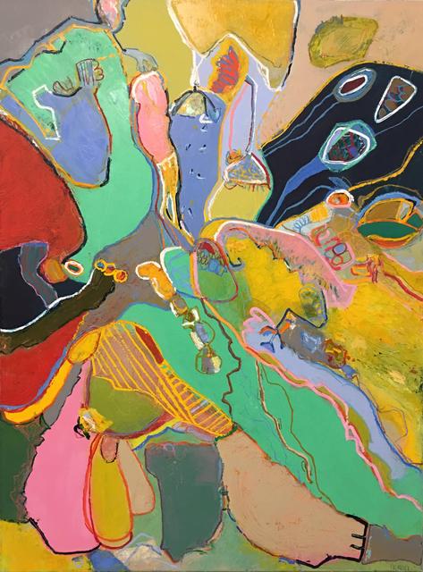 , 'Innsæi #1,' 2017, Walter Wickiser Gallery