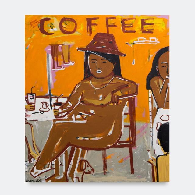 , 'Coffee ,' 2018, V1 Gallery