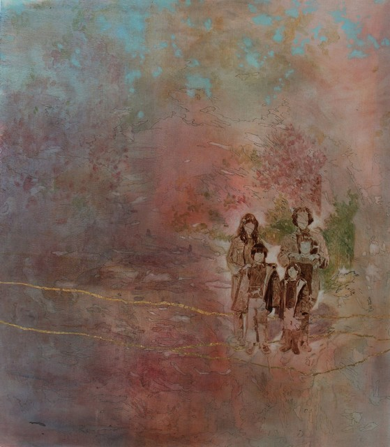 , 'Kintsugi,' 2018, Sarah Wiseman Gallery