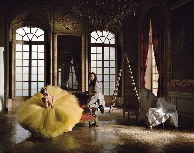 , 'John Galliano, Champlatreux, December 1994,' 1994, Photo12 Galerie