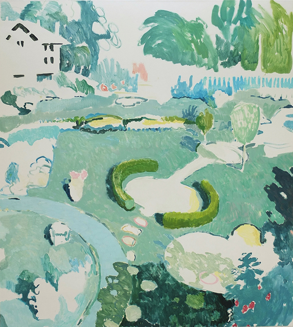 , 'House and Garden,' 2016, RYAN LEE