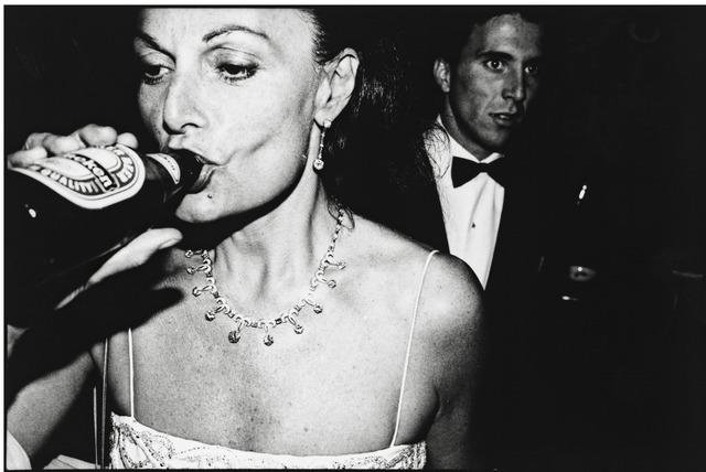 , 'Diane von Furstenberg, Venice, Italy, 1991,' 1991, Gagosian