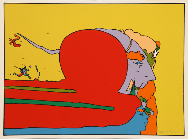 , 'Moving with Father,' 1972, RoGallery