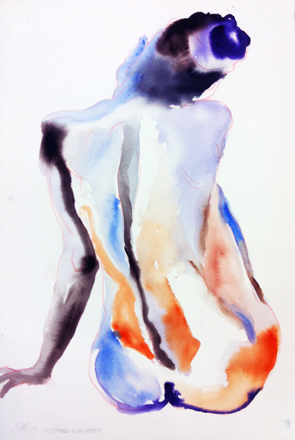 , 'Untitled (Back),' 2014, Salamatina Gallery